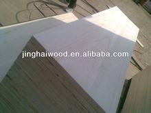 FACTORY- paulownia elongata decorative solid wood panel
