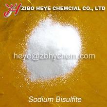 NaHSO3 97% Sodium Bisulfite Industrial Grade