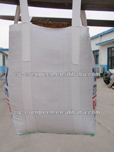FIBC Big bags for sand and other construction material, 100% virgin resin