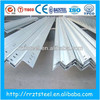 tianjin steel slotted angle iron powder coated/galvanized angle steel