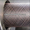 steel mesh reinforcing thermoplastic pipe