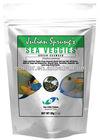 Plastic food packaging bag for fish food