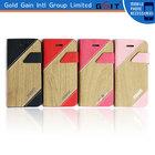 Elegant Wooden Case for I Phone 5S case
