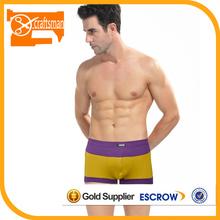 mens nylon boxers week boxer briefs underwear for men#C9099D