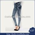 2014 moda jeans estilo europeu para as mulheres