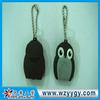 Customized silicone pvc promotional led key caps