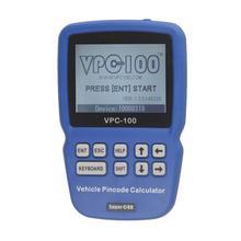 2014 New Hot Items VPC-100 Pin Code Calculator auto key programmer hand-held Vehicle PinCode Calculator Locksmith tool