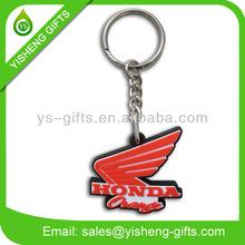 Honda Logo Rubber Keyrings