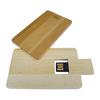 Engraving Logo Custom Shaped Wood Flat USB Stick Bulk Wood USB Flash Drive