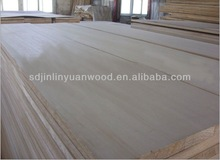 paulownia/fir /pine solid wood joint board