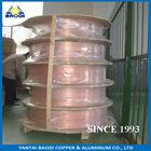 china yantai supplier gbt standard price per kg TP2 copper tube in coil for car radiator