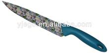 Stainless steel bone cutting kitchen knife