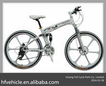 DIY design folding mountain bike for sale