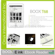 E ink eReader Online Book Reading Shopping Store