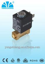 Direct acting solenoid valve 55 sseries