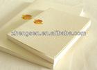 plain bulk thicken paper print notebook