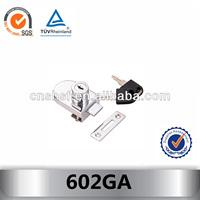 zinc alloy glass internal door lock parts 602GA