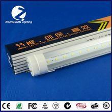best price 220v high quality t8 red tube tuv tube led tube 8tube a
