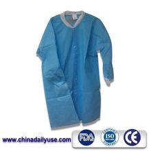 snap button doctor cheap lab coats wholesale nursing lab coats