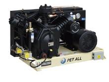 PET-1.0/30A high pressure air compressor for pet blow moulding machine