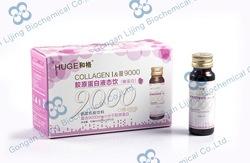 High quality hydrolyzed marine fish collagen