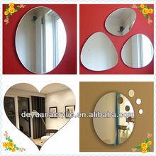 Wholesale/Manufacturer Diamonds/Acrylic Metal Compact Mirror from DEYUAN Company