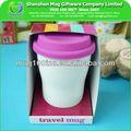quieren buye cosas de china proveedor al por mayor de nuevos productos en blanco para sublimación de cerámica tazas de viaje