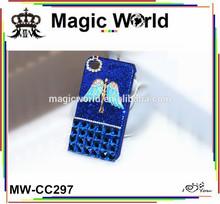 FOR IPHONE 5 ANGEL DECO DIAMOND CASE