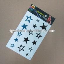 Tribal Stars Temporary WEIMEI Tattoo Stickers