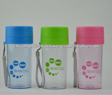 330ml Leisure series plastic water bottles for drinking