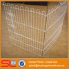 Hot Sale fiberglass commercial pvc coated dog cage