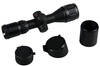 Leaper UTG 3-9x32 Compact Mil-Dot Zos Rifle Scopes
