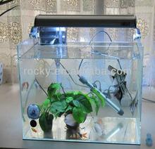 qingdao pure white 10mm tempered glass for aquarium