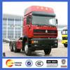 sino-truck howo 6*4 tractor truck for sale engine model 229hp euro II
