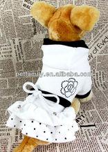 fashionable dog dress,lovely dog dress,pet dog dress wholesale