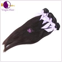 estensioni dei capelli a buon mercato bella tagliato da un donatore remy vergine trama dei capelli umani