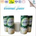 Mejor de coco de la bebida planta bebida de proteína rico en nutrición