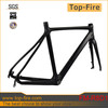 2014 newest design Chinese carbon road bike frames for sale at shock price