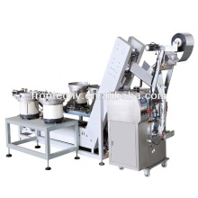 automatic toys/hardware/screw/metal packing machine