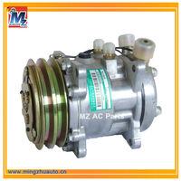 For Sanden 505 Compressor, Auto Compressor 2PK