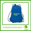 New style customized logo branded promotional drawstring bag