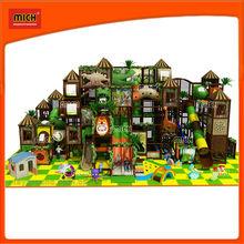 2014 new forest soft indoor kid's playground equipment (5046B)