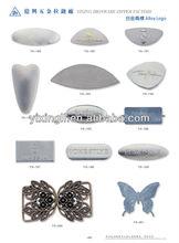 Custom Metal Logos /Sculpture Badge Maker/Skulls Badge logo metal pen