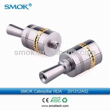 hot selling smok caterpillar rda best e cig rebuildable tanks