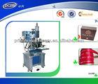 Pneumatic flat heat transfer printing machine for skateboard