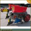 walking tractor 2 rows corn seeder with fertilizer