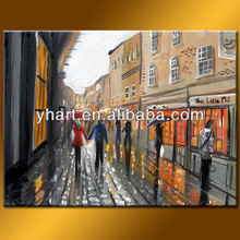 Popular Modern Manufacture Acrylic Painting Decoration
