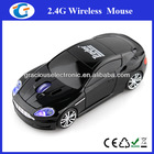 Promotional 2.4G optical wireless car mouse GET-MCR20