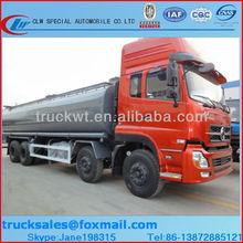 40m3 tianlog 8x4 liquid chemical transport truck/Benzyl alcohol aldehyde tanker