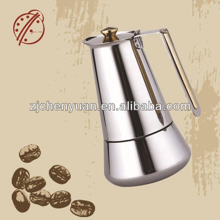 Moka Pot Stainless Steel Stainless Steel Moka Pot
